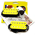 Electric Guitar Pickup Bare Knuckle Nailbomb Open Set yellow