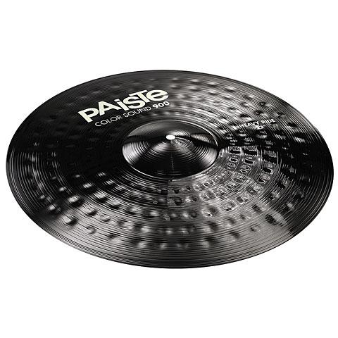 Paiste Color Sound 900 Black 22'' Heavy Ride