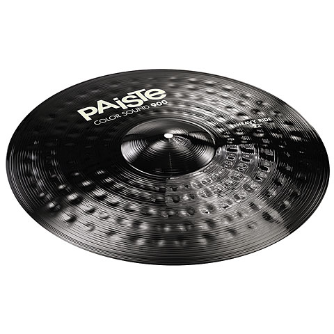 Paiste Color Sound 900 Black 22  Heavy Ride