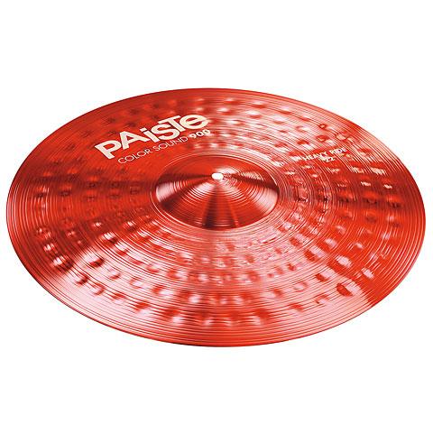 Paiste Color Sound 900 Red 22'' Heavy Ride