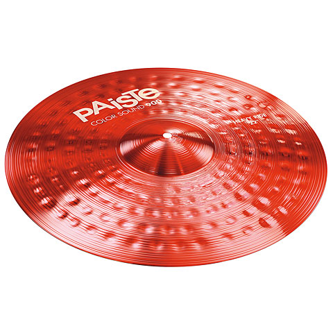 Paiste Color Sound 900 Red 22  Heavy Ride