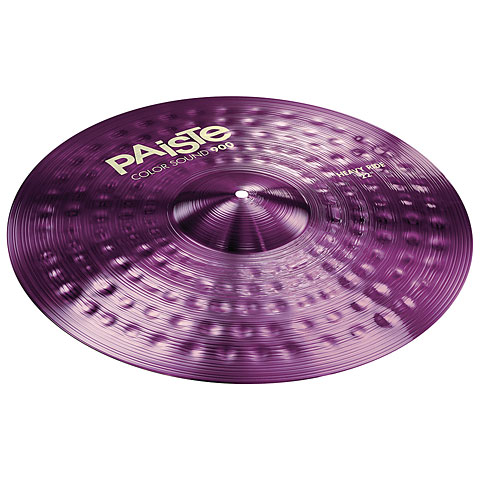 Paiste Color Sound 900 Purple 22  Heavy Ride