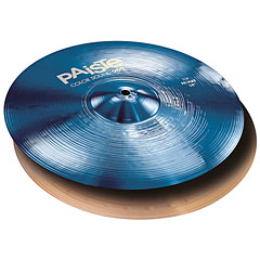 "Paiste Color Sound 900 Blue 14"" HiHat « Cymbale Hi-Hat"