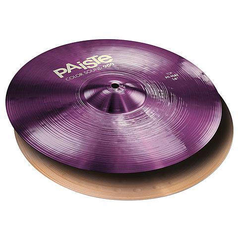 Paiste Color Sound 900 Purple 14'' HiHat