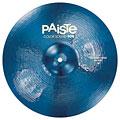 "Hi-Hat-Becken Paiste Color Sound 900 Blue 14"" Sound Edge HiHat"