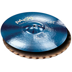 "Paiste Color Sound 900 Blue 14"" Sound Edge HiHat « Cymbale Hi-Hat"