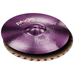 """Paiste Color Sound 900 Purple 14"""" Sound Edge HiHat « Cymbale Hi-Hat"""