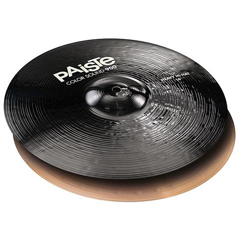 Paiste Color Sound 900 Black 14'' Heavy HiHat