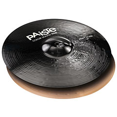 "Paiste Color Sound 900 Black 14"" Heavy HiHat « Cymbale Hi-Hat"