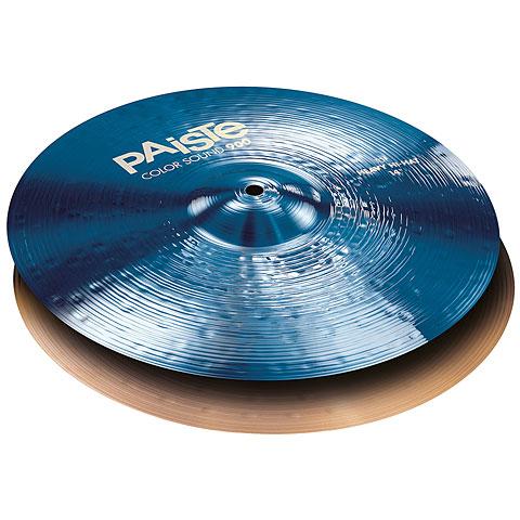Paiste Color Sound 900 Blue 14  Heavy HiHat