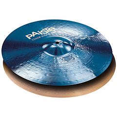 "Paiste Color Sound 900 Blue 14"" Heavy HiHat « Cymbale Hi-Hat"