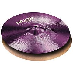 """Paiste Color Sound 900 Purple 14"""" Heavy HiHat « Cymbale Hi-Hat"""