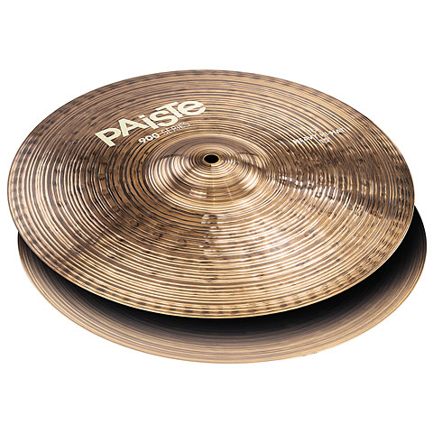 "Hi Hat Paiste 900 Series 15"" Heavy HiHat"