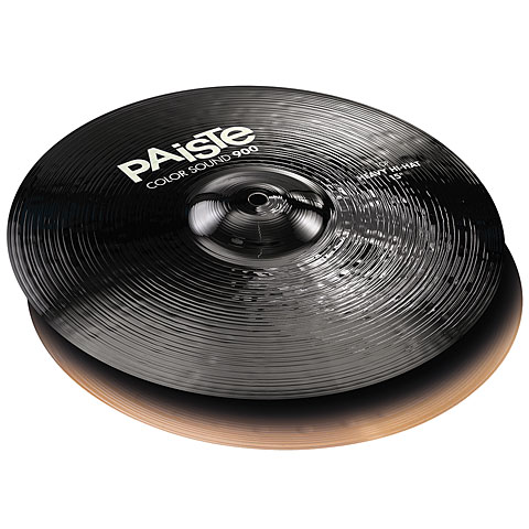 Paiste Color Sound 900 Black 15  Heavy HiHat