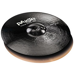 "Paiste Color Sound 900 Black 15"" Heavy HiHat « Cymbale Hi-Hat"