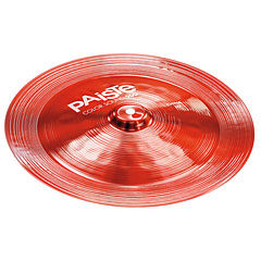 "Paiste Color Sound 900 Red 14"" China « China"