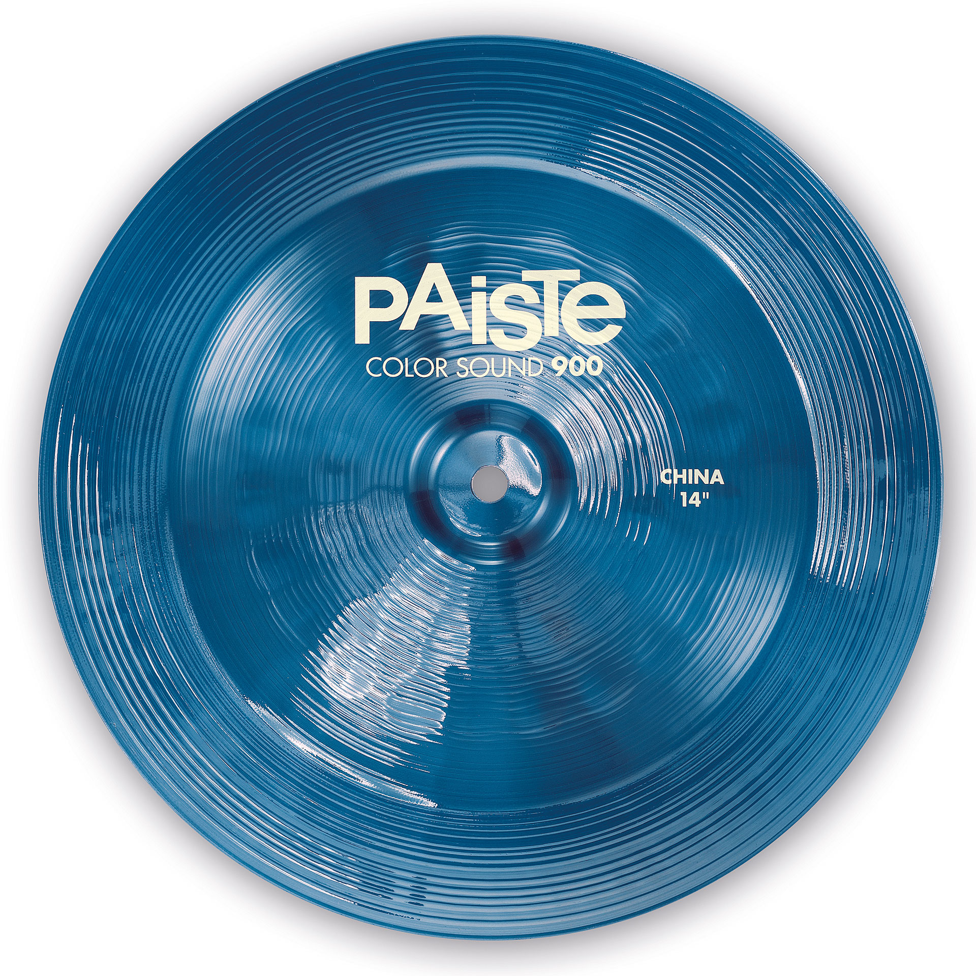 paiste color sound 900 blue 14 china chinese cymbal. Black Bedroom Furniture Sets. Home Design Ideas