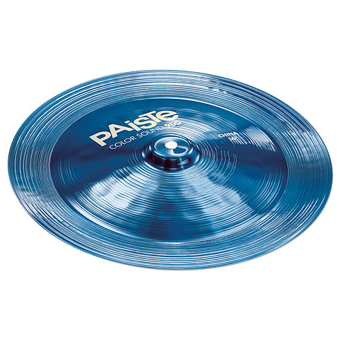 """Paiste Color Sound 900 Blue 14"""" China"""