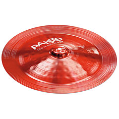 "Paiste Color Sound 900 Red 18"" China « China"
