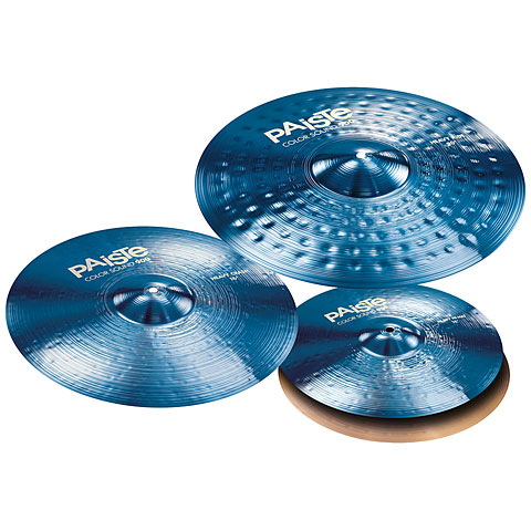 Paiste Color Sound 900 Blue Rock Set 14HH/16C/20R