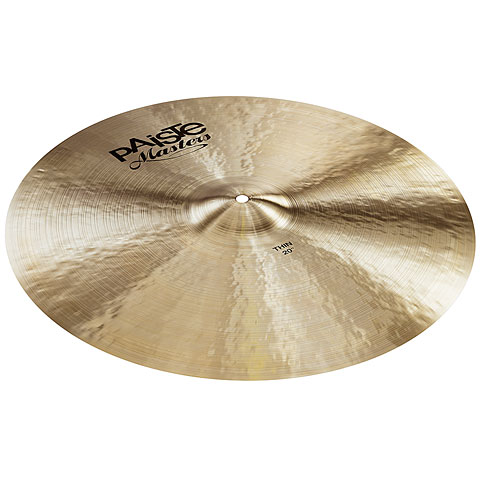 "Ride-Becken Paiste Masters 20"" Thin Ride"