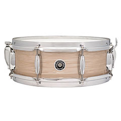 "Gretsch Drums USA Brooklyn 14"" x 5"" Cream Oyster Snare « Snare Drum"