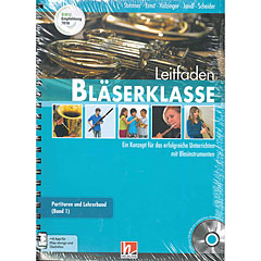 Helbling Leitfaden Bläserklasse Lehrerband 1+2 « Instructional Book