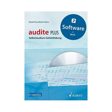 Schott Audite PLUS - Gehörbildung (+CD)