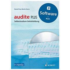 Schott Audite PLUS - Gehörbildung (+CD) « Solfège