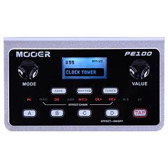 Mooer PE 100 « Multi-effets guitare électrique