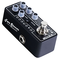 Mooer Micro PreAMP 010 Two Stones « Pedal guitarra eléctrica