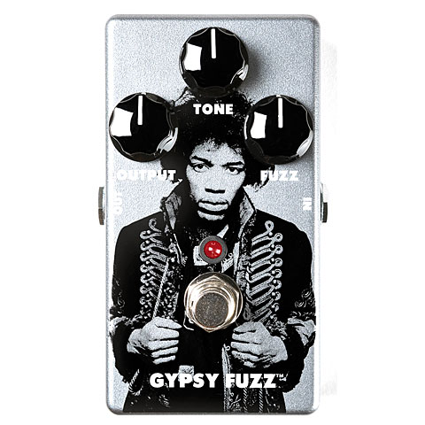 Dunlop JHM8 Jimi Hendrix Gypsy Fuzz Limited Edition