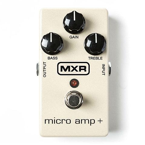 MXR M233 Micro Amp Plus