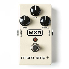 MXR M233 Micro Amp Plus « Guitar Effect