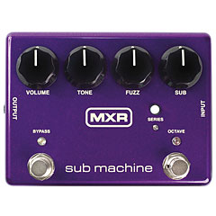 MXR M225 Sub Machine Octave Fuzz « Guitar Effect