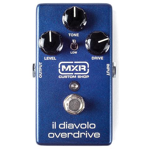MXR CSP 036 Custom Il Diavolo Overdrive