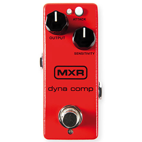 Pedal guitarra eléctrica MXR M291 Dyna Comp Mini