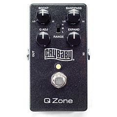 Dunlop CSP030 CryBaby Q Zone Fixed Wah « Pedal guitarra eléctrica