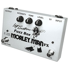 Morley Cliff Burton Fuzz Box « Bass Guitar Effect
