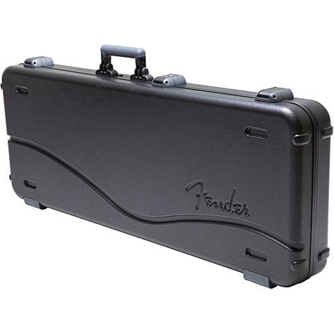 Fender Deluxe Serie Jaguar/Jazzmaster Black