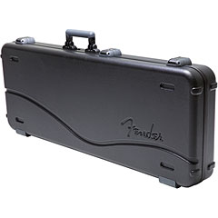 Fender Deluxe Serie Jaguar/Jazzmaster Black « Koffer E-Gitarre
