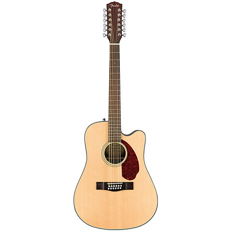 Fender CD-140SCE-12 NAT