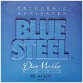 Set di corde per basso elettrico Dean Markley 2674 ML 45-105 Blue Steel Bass