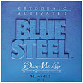 Dean Markley 2674 ML 45-105 Blue Steel Bass « Cuerdas bajo eléctrico