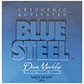 Струны для электрической бас-гитары  Dean Markley 2676 MED 50-105 Blue Steel Bass