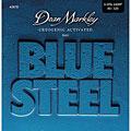 Saiten E-Bass Dean Markley 2678 5LT 45-125 Blue Steel Bass