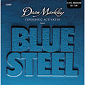 Dean Markley 2680 5MED 50-128 Blue Steel Bass « Electric Bass Strings