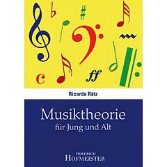 Hofmeister Musiktheorie für Jung und Alt « Musiktheorie