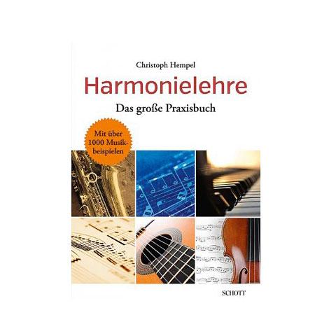 Schott Harmonielehre - Das große Praxisbuch