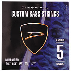 Dingwall Custom Bass Strings .045-.127 « Corde basse électrique